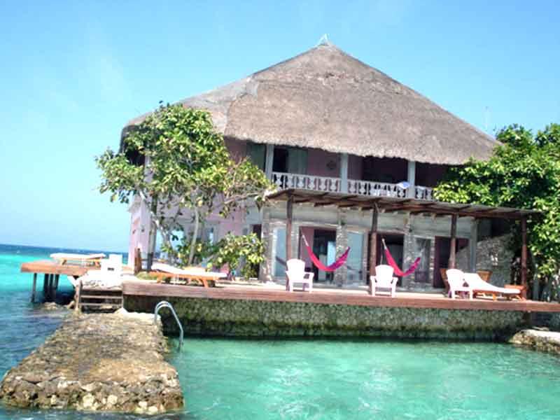 Alquiler de casas en islas del rosario inmobliaria cartagena for Alquiler de propiedades
