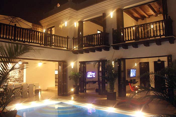 Alquiler casas cartagena de indias colombia ciudad vieja - Alquiler de apartamentos en cartagena ...