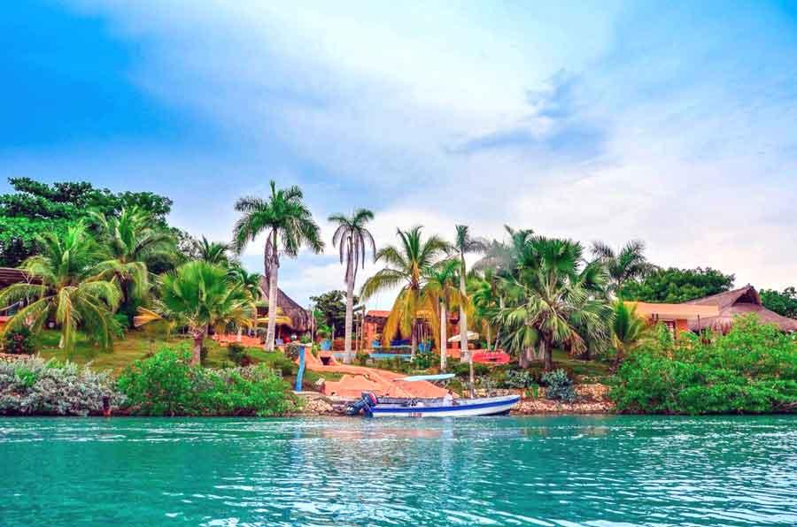 Alquiler de Isla en Baru00fa : Cerca de Cartagena de Indias