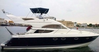 Yate en Venta Cartagena Fairline Phantom 38