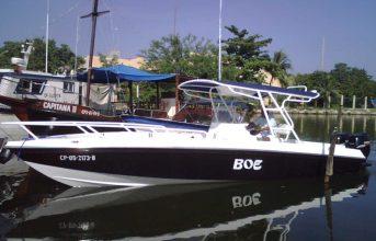 Alquiler Lancha Cartagena Colombia 001