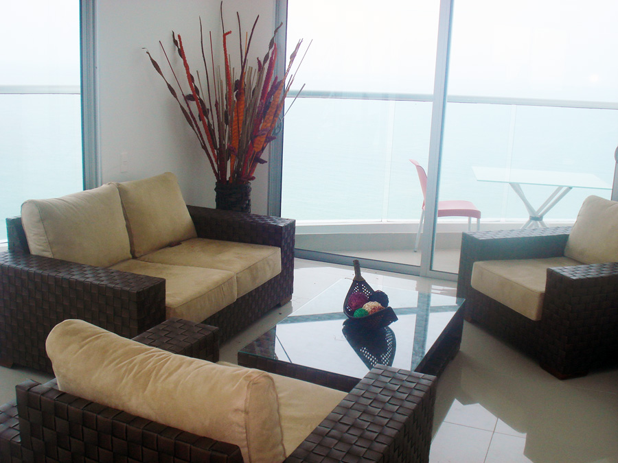 Arriendo exclusivo apartamento cartagena edificio for Palmetto eliptic alquiler