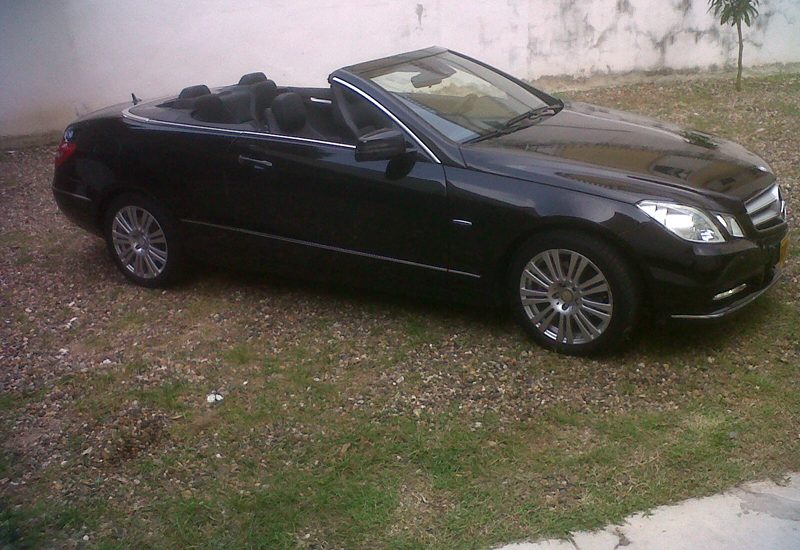 Mercedes Benz Convertible E200