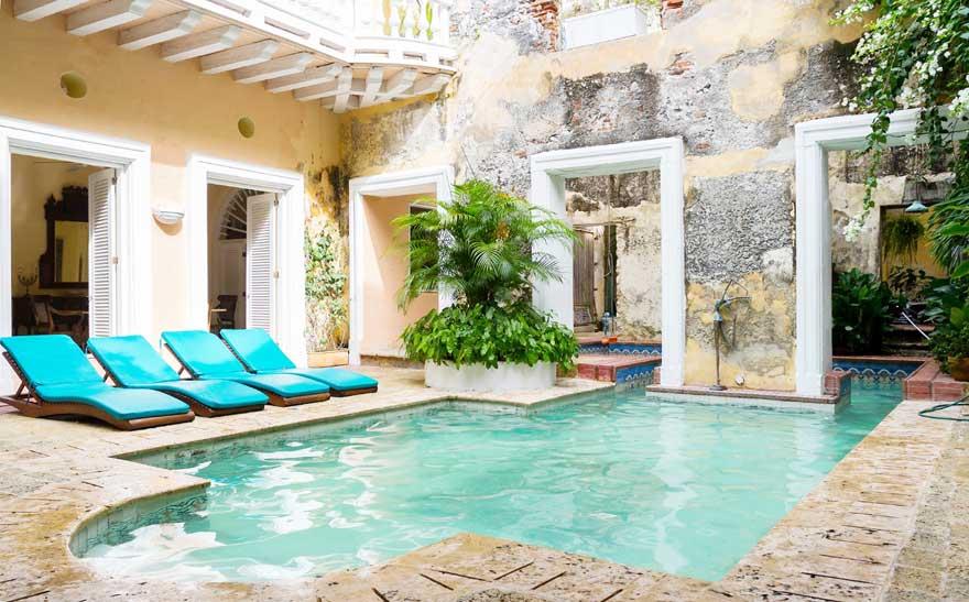 Casa en el Centro Histórico de Cartagena