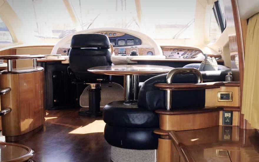 Alquiler Yate en Cartagena Flybridge