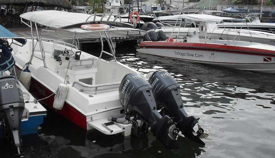 Alquiler Lancha Cartagena Colombia 007