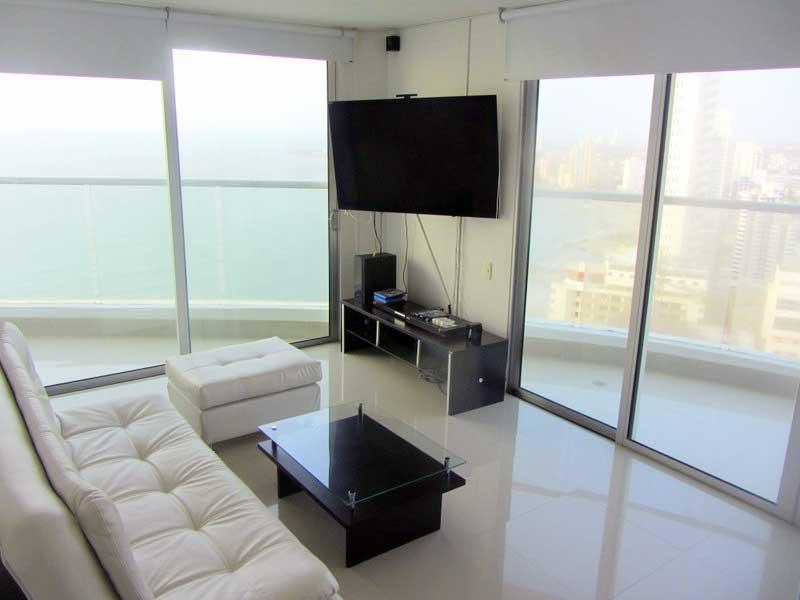 apartamento en alquiler edificio palmetto eliptic
