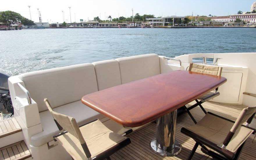 Alquiler Yate Cartagena | Azimut 60
