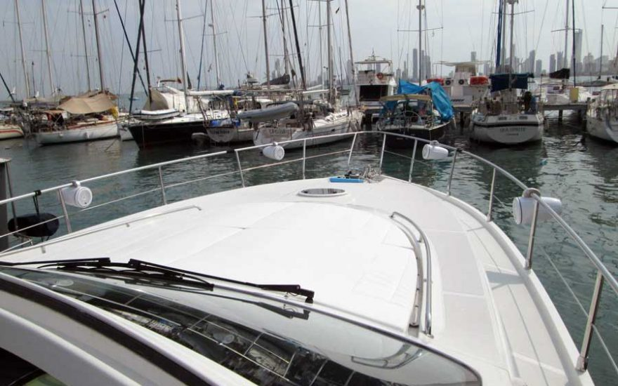 Alquiler Yate Cartagena | Platina