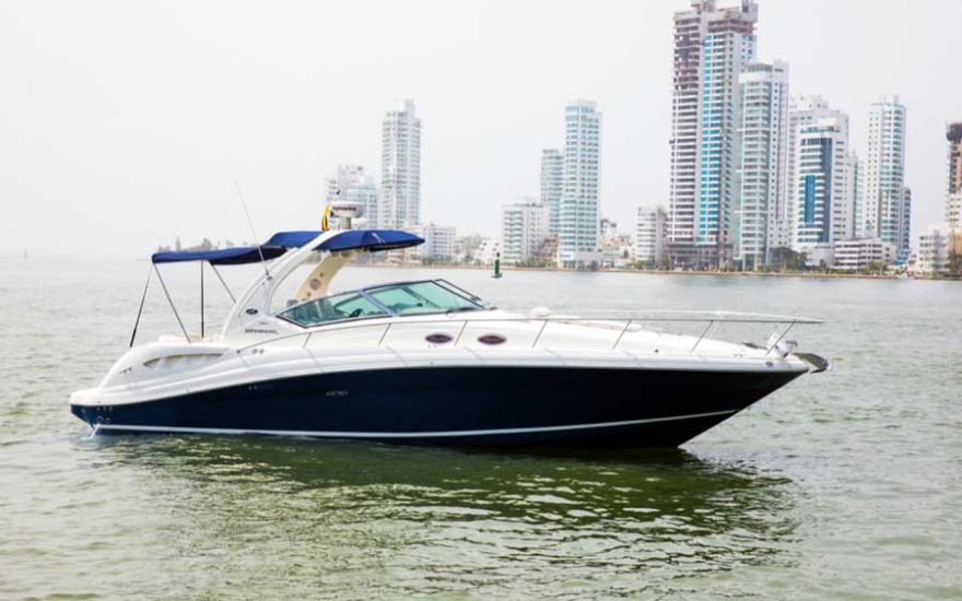Alquiler Yates Cartagena