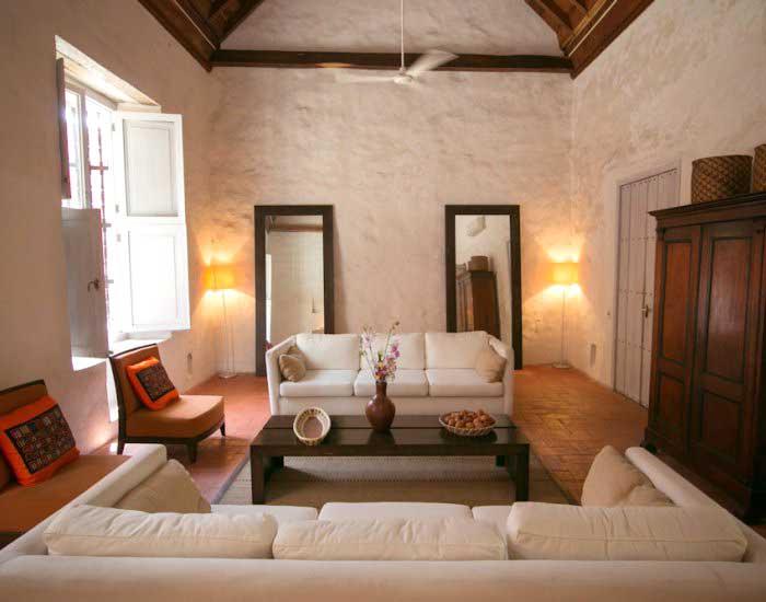 Alquiler de casa en cartagena dentro de la ciudad amurallada - Alquiler de apartamentos en cartagena ...
