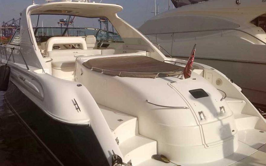 Yate Cartagena | Sea Ray 002