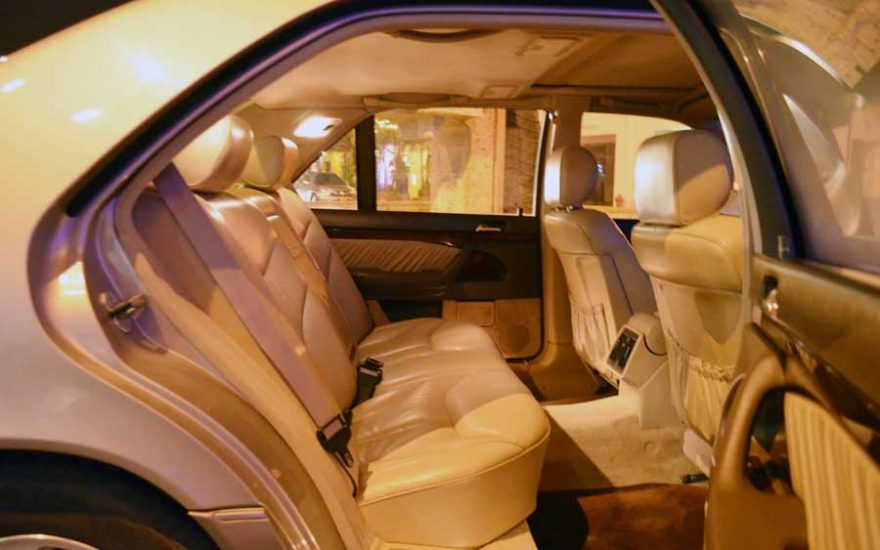 Mercedes Benz S420