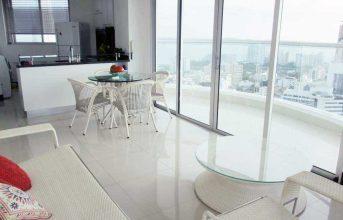Alquiler Apartamento Palmetto Eliptic |  Inmobiliaria Cartagena 031