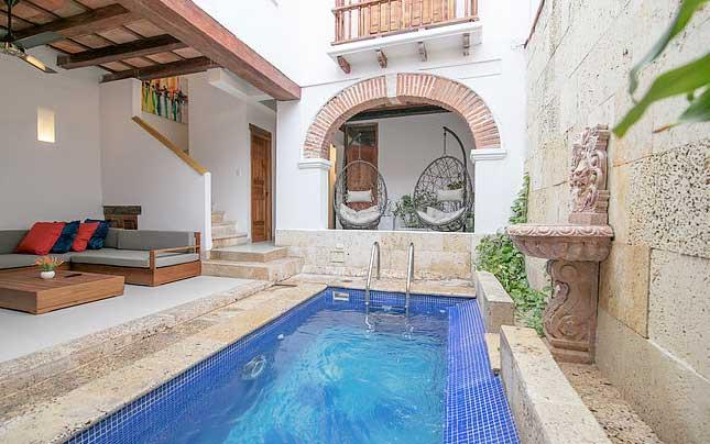 Casa Centro Historico Cartagena 011