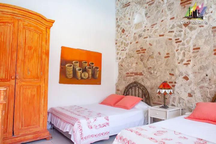 Casa Centro Historico Cartagena 019