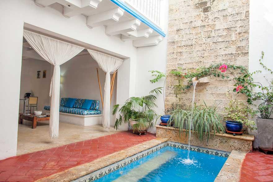 Casa Centro Historico Cartagena 014