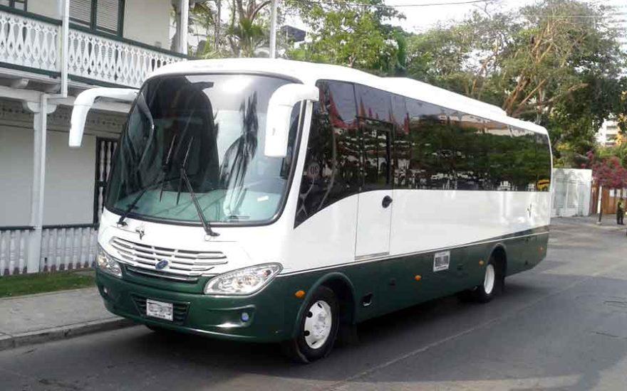 Bus Cartagena