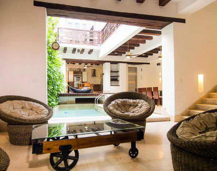Casa Hotel Cartagena de Indias