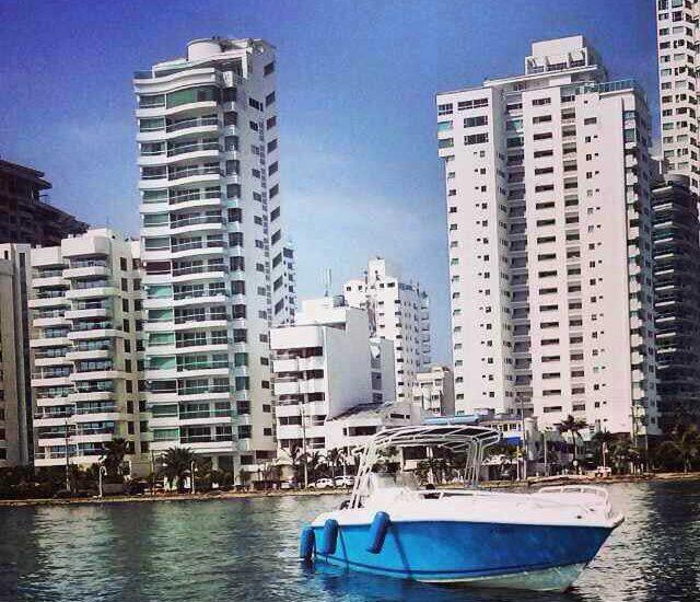 Alquiler Lancha Cartagena Colombia 014