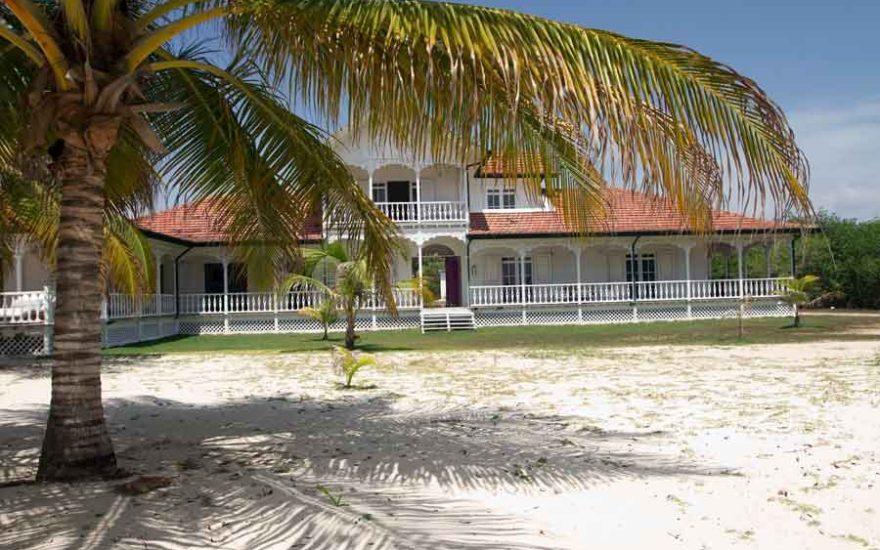Playa Privada en Islas del Rosario
