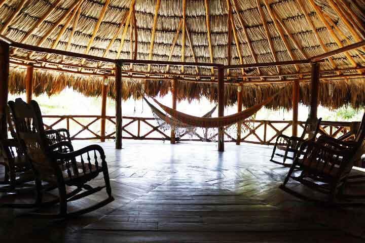 Casa de playa en isla Bocachica