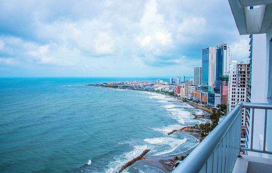 Apartamento Palmetto Cartagena 014