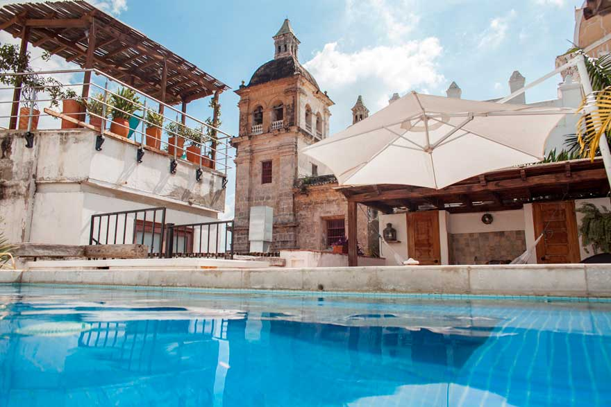 Casa Centro Historico Cartagena 042