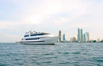 Barco Eventos Cartagena