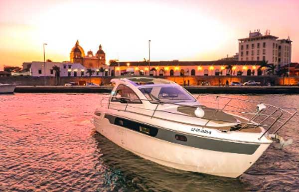 Yate Bavaria Cartagena
