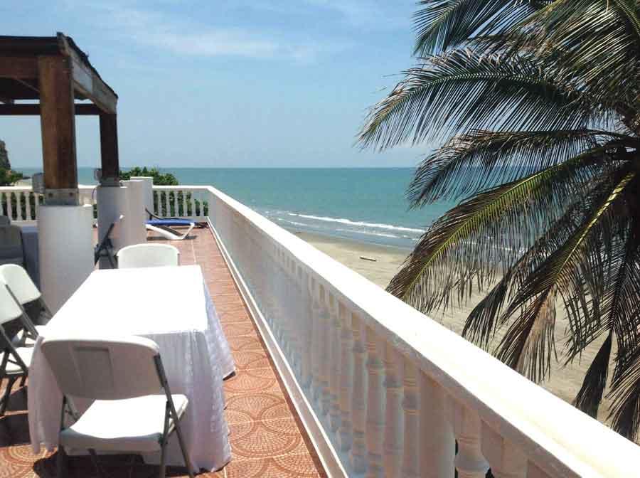 Alquiler Casas Playa De Manzanillo Cartagena De Indias