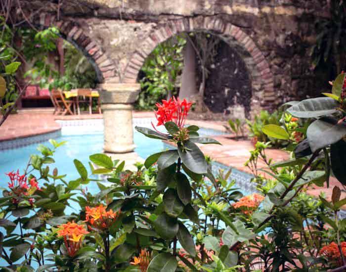 Habitación en Casa Colonial Cartagena
