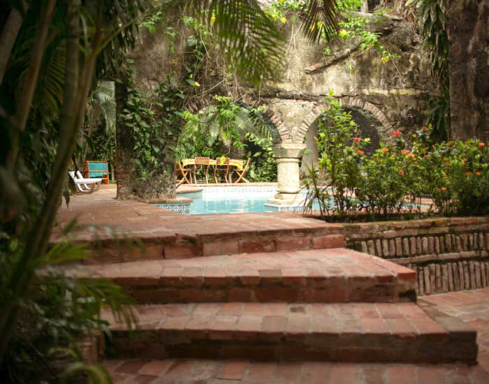 Sofa Balines Casa Colonial