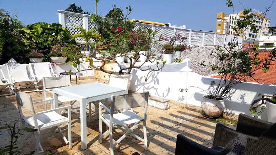 Cartagena de indias casas en alquiler ciudad vieja for Residencias en alquiler