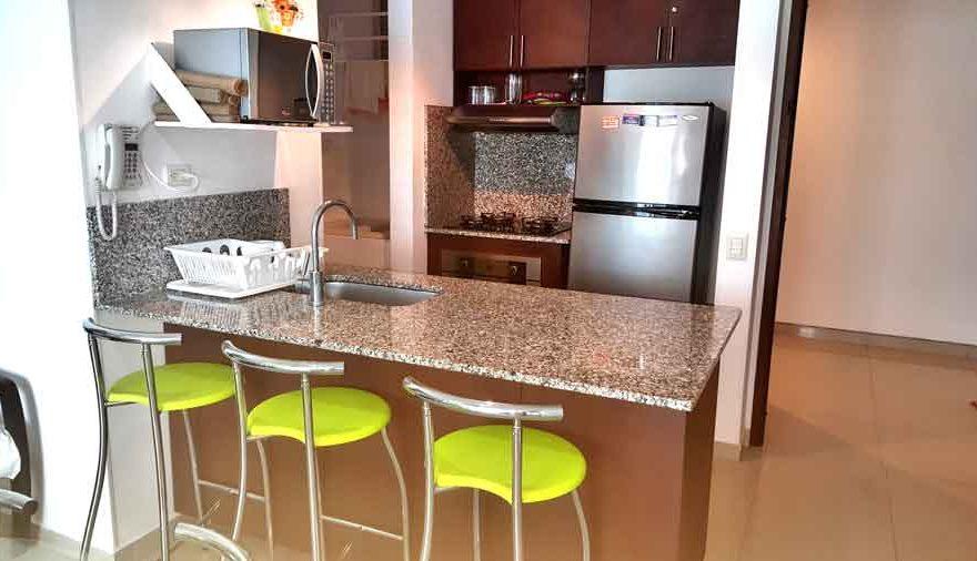 Apartamento Morros Vitri 002
