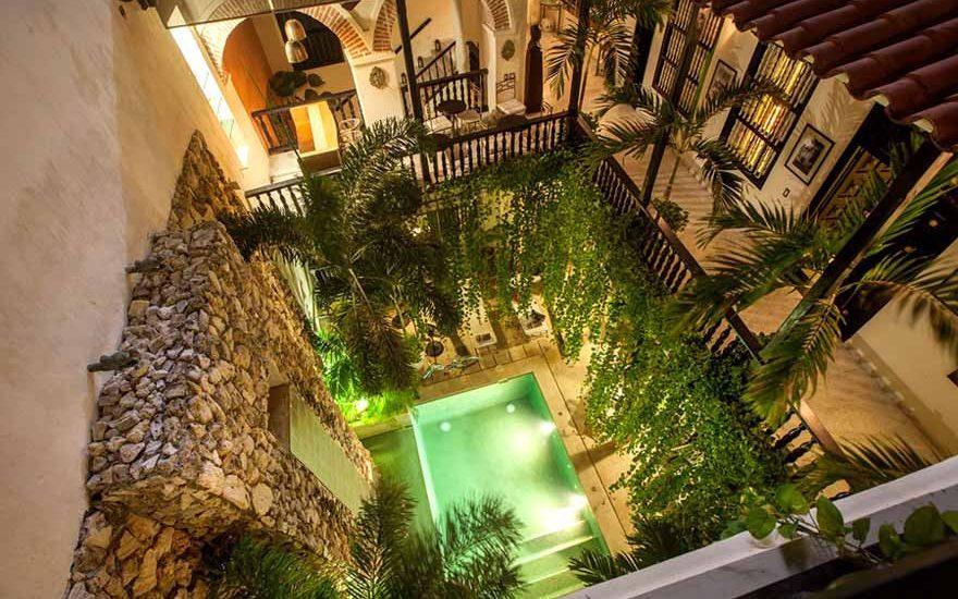 Casa Colonial Cartagena Colombia