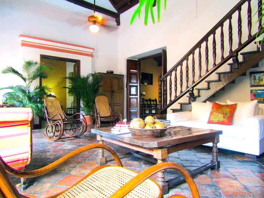 Alquiler de casa colonial en colombia cartagena de indias - Alquiler de apartamentos en cartagena ...