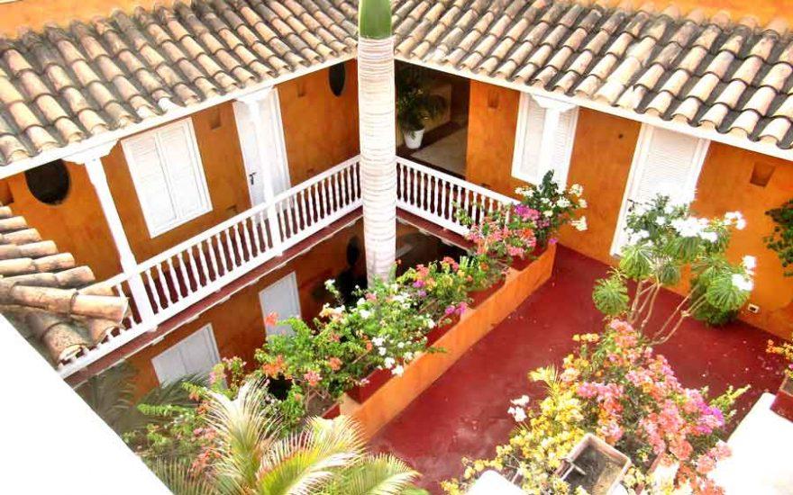 Habitación Casa Verano Cartgena