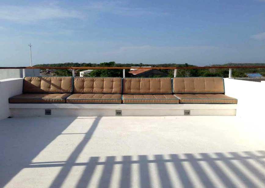 Alquiler de Casa en La playa : Cartagena de Indias Boquilla