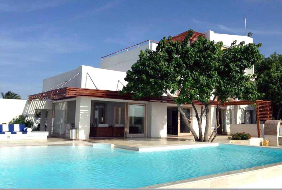 Alquiler De Casa En La Playa Cartagena De Indias Boquilla