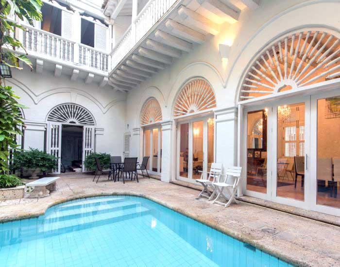 Alquiler casas coloniales de lujo en cartagena de indias - Alquiler casas de lujo ...