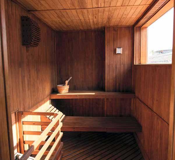 Casa Centro Cartagena | Interior Sauna