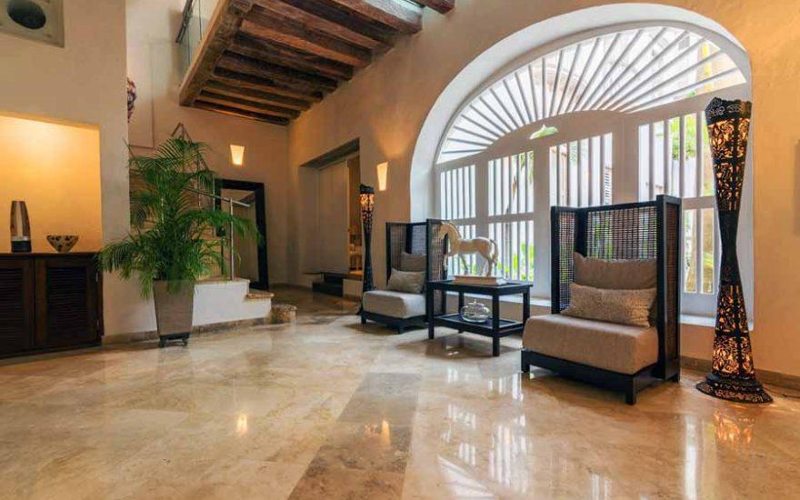 Casa Centro Cartagena | Vista Interior sala