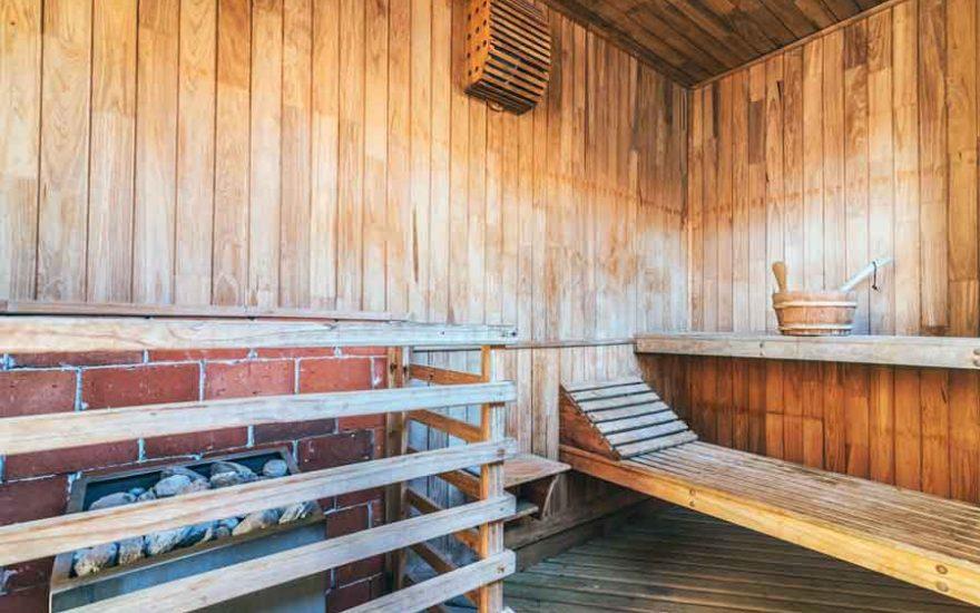 Casa Centro Cartagena | Vista Sauna
