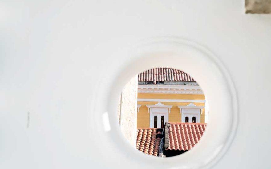 Casa Centro Cartagena | Vista Terraza