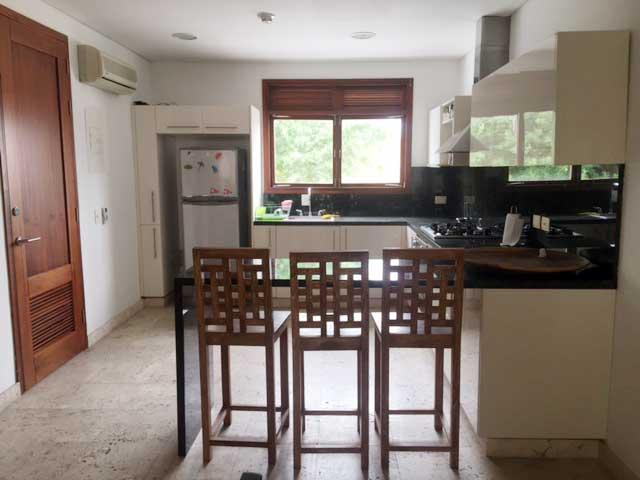 Alquiler Casa del Virrey Eslava | Cocina