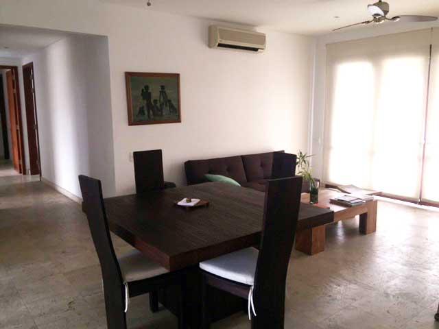 Alquiler Casa del Virrey Eslava | Vista Interior