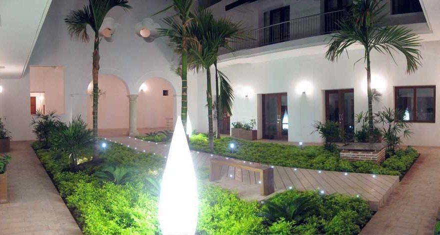 Alquiler Casa del Virrey Eslava | Patio Interior