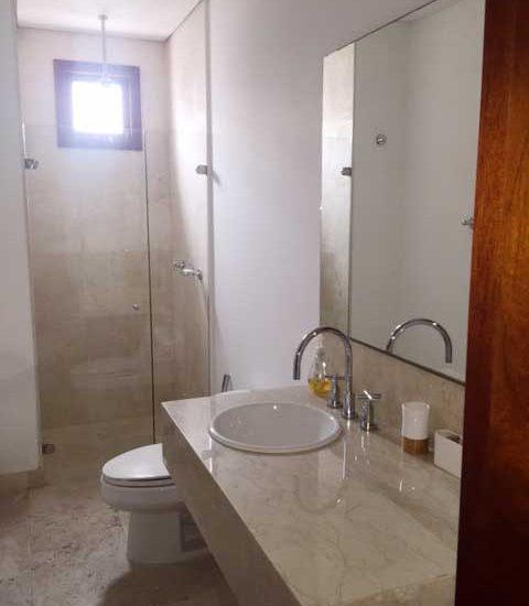 Alquiler Casa del Virrey Eslava | Cuarto de Baño