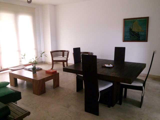 Alquiler Casa del Virrey Eslava | Sala